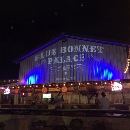 Blue Bonnet Palace