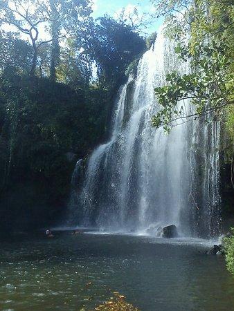 Guanacaste Nature Tours: Llanos del Cortez Waterfall