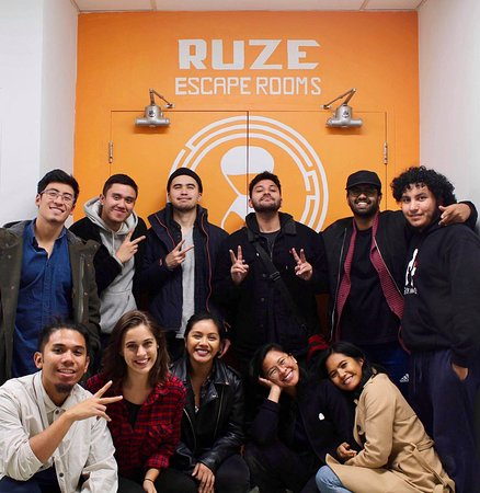 Ruze Escape Room