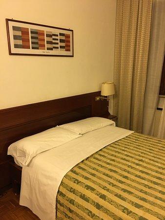 Grand Hotel Duomo: Zimmer, Teilansicht