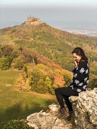 Hechingen, เยอรมนี: from the viewpoint