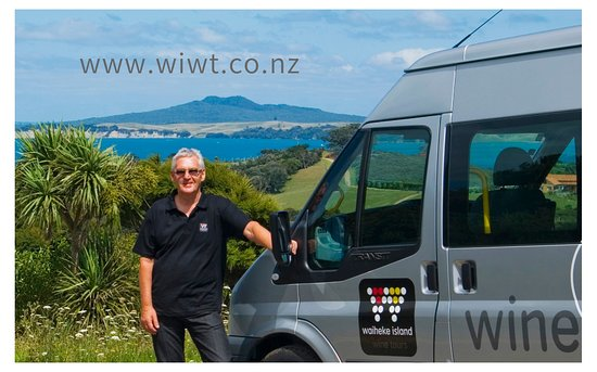 Waiheke Island, New Zealand: Wayne Eagleton, Owner and primary guide.