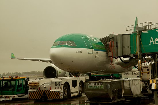 Aer Lingus: A330-200, good airplane, staffed by good folks
