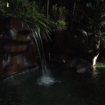 Nice hot springs resort