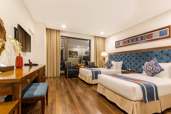 Our Superior room is ideal for single travelers, couples, or small families visiting Da Nang.