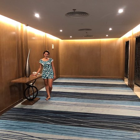 О посещении отеля