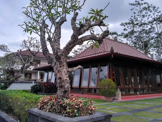 Turi, Indonesia: The second pendopo for group or family activities