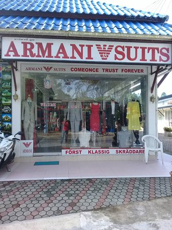 The Armani Suits - Merlin