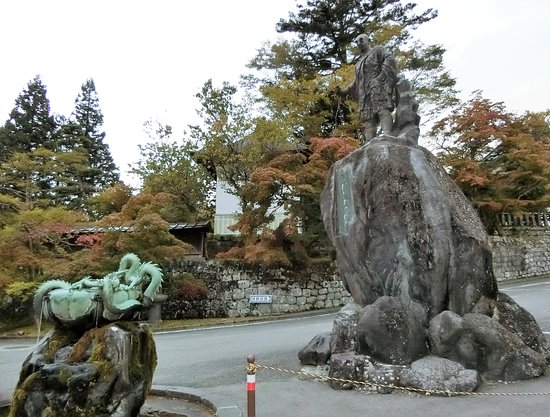 Statue of Shodo Shonin