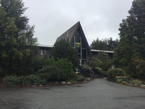Tititea / Mount Aspiring National Park Visitor Centre