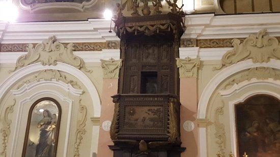 Caggiano, Italia: Chiesa del Santissimo Salvatore