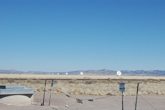 Very Large Array: VLA