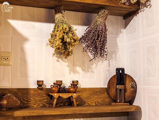 Peralejos De Las Truchas, Spanyol: Casa Magnolia 5 personas. Detalles Artesanía Guadalajara