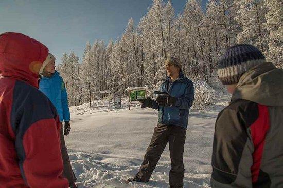 Ust-Koksa, Russie: Для групп от четырех человек проводим экскурсии в любое время года.
