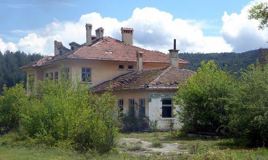 Septemvri, Bulgarie: Derelict buildings