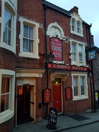 The Crossed Keys Pub