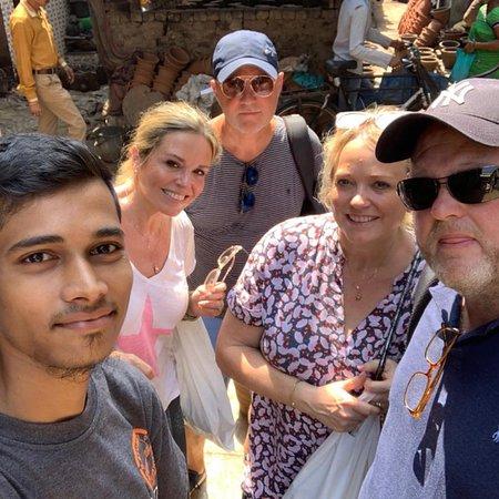 Amazing tour of Dharavi, Mumbai