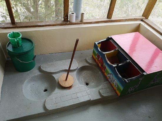Dry toilets