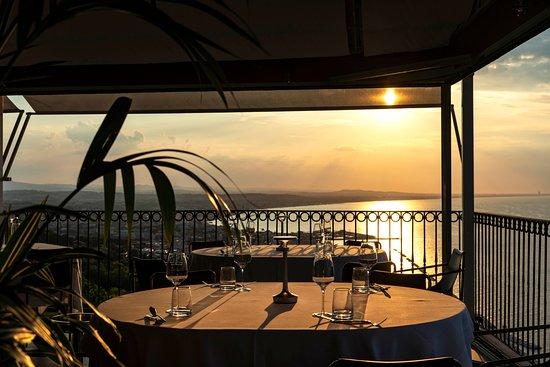 Gabicce Monte, อิตาลี: Terrazza al tramonto