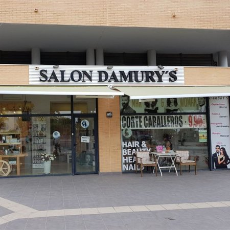 Damury's Beauty Salon