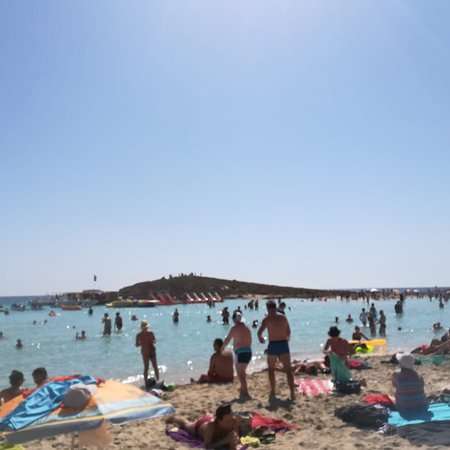 Lovely beach to chill and have fun. WiFi's available with purchase of water. Check your receipt