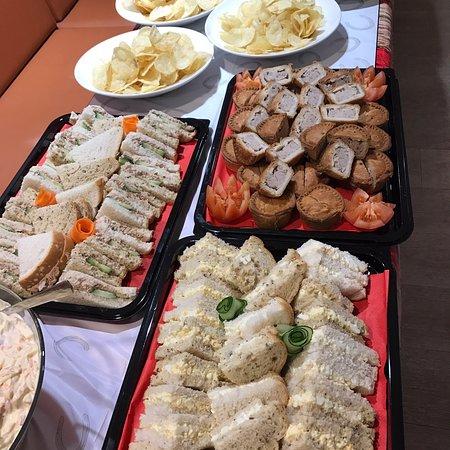 Findern, UK: Wyevale Findern Restaurant