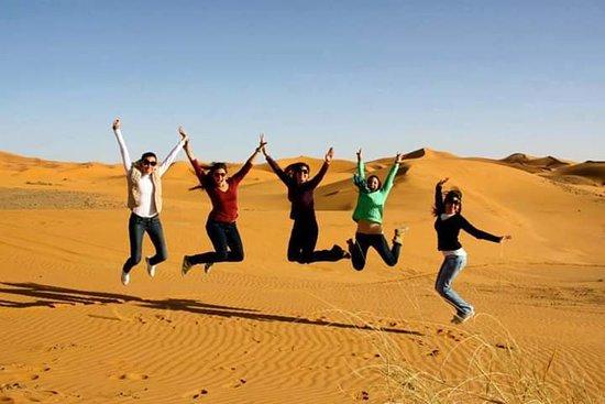 Atlas Desert Trip