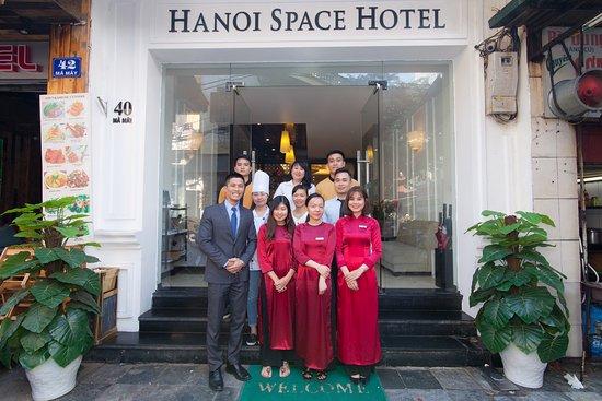 Hanoi Space Hotel, Hotels in Hanoi