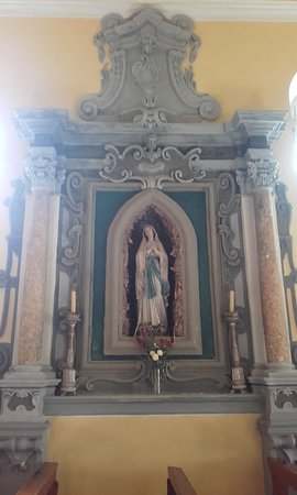 Church of St Nicholas: Altar to Our Lady