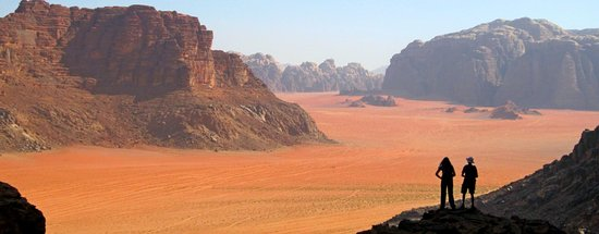 Wadi Rum Village Foto