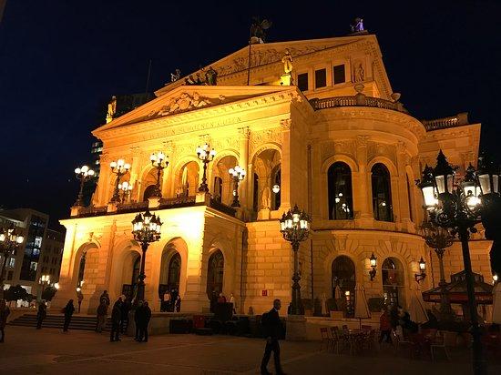 Old Opera House (Alte Oper) : Alte Oper von außen
