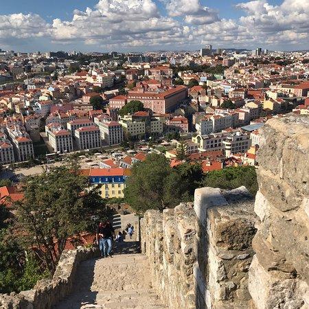 Excelente Visão Panorâmica de Lisboa
