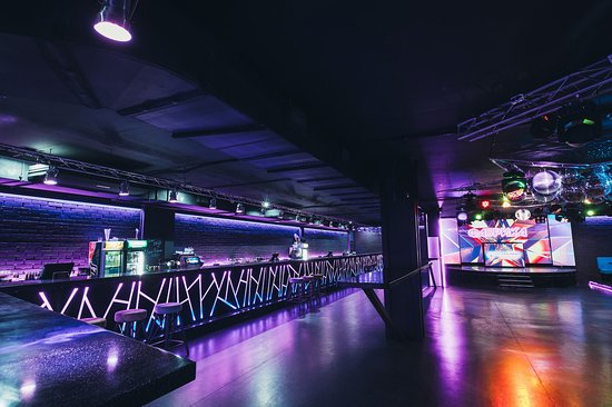 Retro Disco Club Fabrika