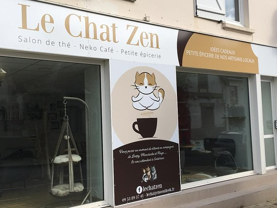 Bar a Chat - Le Chat Zen
