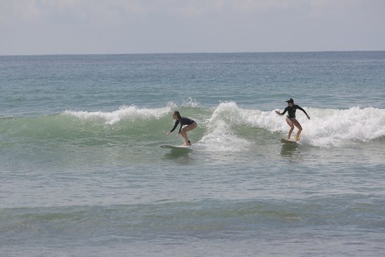 Dominical Surf School