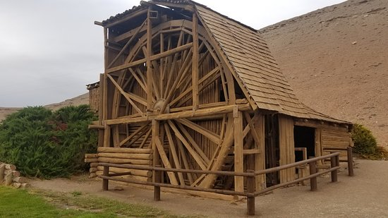 The Wolverton Mill