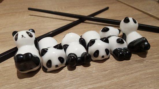 Panda & Co: nos petits pandas porte bonheur