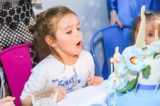 Организация дней рождения