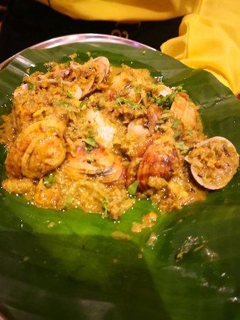 L size tandoori crab