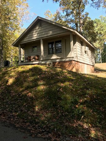 Cabins Cub Creek Lake Picture Of Natchez Trace State