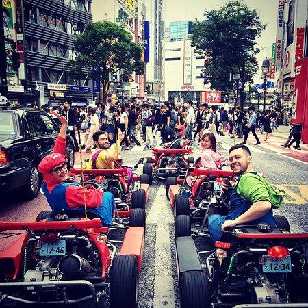 STREET KART Shinagawa MariCAR No. 2