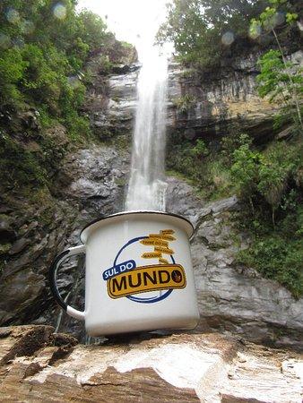Timbe do Sul, SC: Cachoeira da Cortina