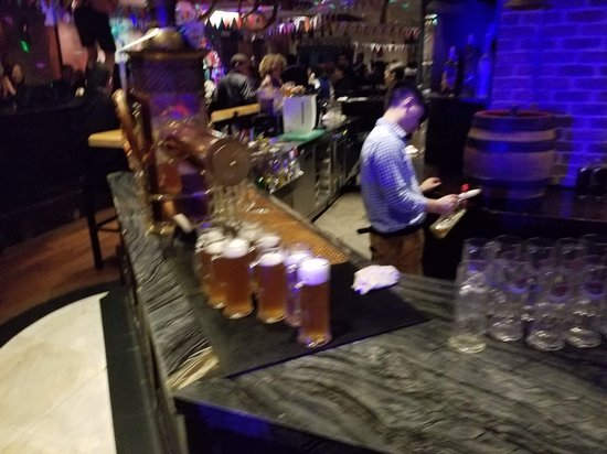 Paulaner Brauhaus: Beer