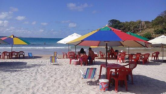 Gaibu Beach: Muito conforto e tranquilidade
