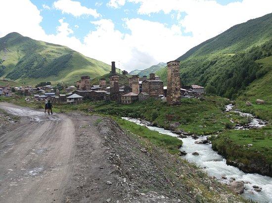 Viajar al Caucaso