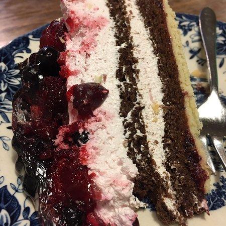 El mundo del pastel