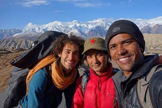 Likir, Indien: Lamayouru to chilling trek