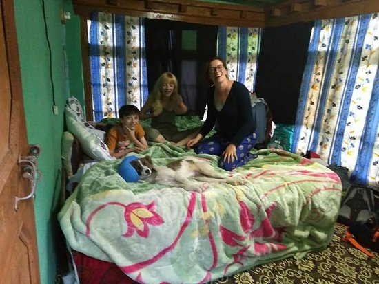 Likir, India: Guest in the room