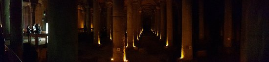Basilica Cistern Photo