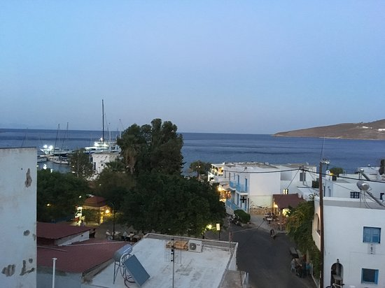 Livadia, กรีซ: From Georges rooftop